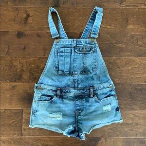 Billabong Diem Overall Shorts